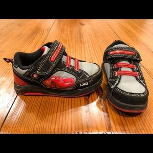 "Boys sneakers ""Cars Pixar"""